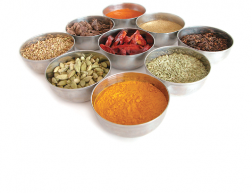 Spices, Grains & Herbs | India
